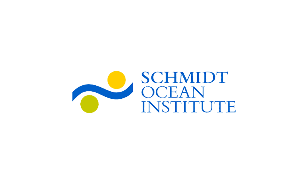 Partnership with Schmidt Ocean Institute